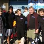 Ambit Energy Pros Polar Plunge Trish