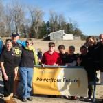 Ambit Energy Polar Plunge Team